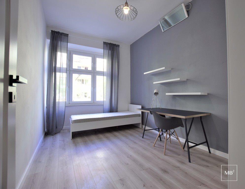 Mieszkanie czteropokojowe  na sprzedaż Wrocław, Śródmieście, Elizy Orzeszkowej  93m2 Foto 3