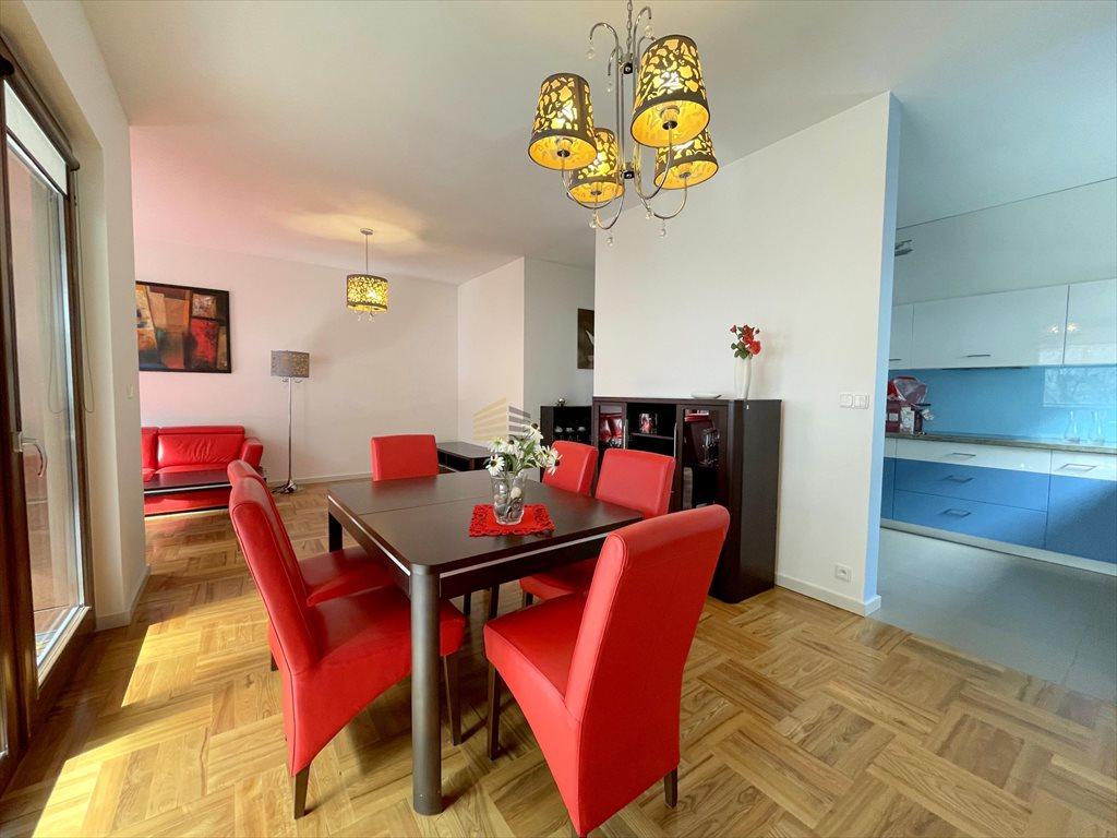 Mieszkanie czteropokojowe  na wynajem Warszawa, Mokotów, Biały Kamień  110m2 Foto 4