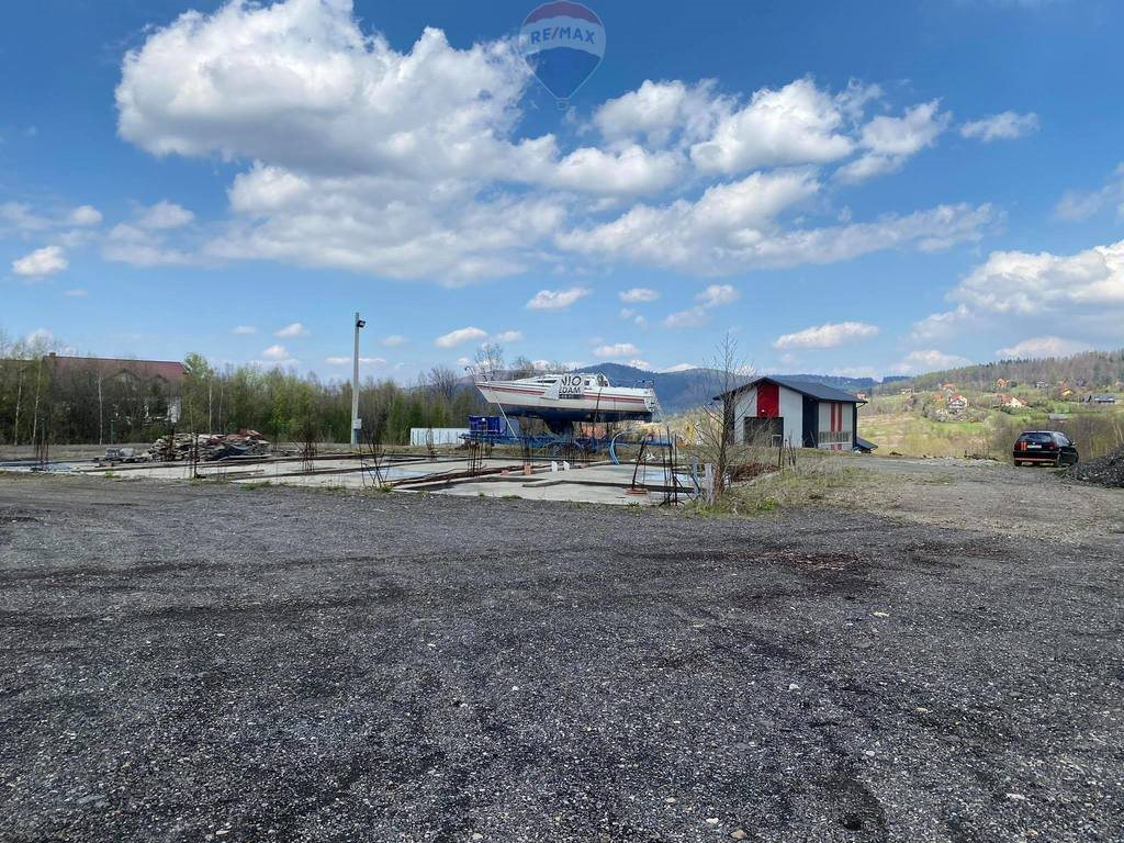 Działka komercyjna pod dzierżawę Mucharz  1000m2 Foto 8
