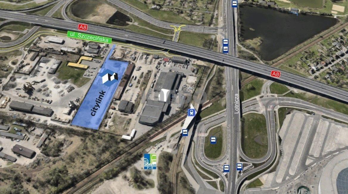 Lokal użytkowy na wynajem Wrocław, Fabryczna, Nowa hala magazynowa, 1100m2, Fabryczna  1100m2 Foto 4
