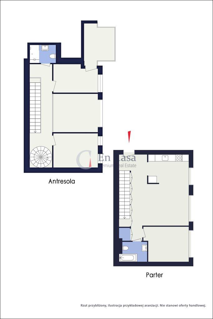 Mieszkanie trzypokojowe na sprzedaż Warszawa, Śródmieście, Hoża  96m2 Foto 9