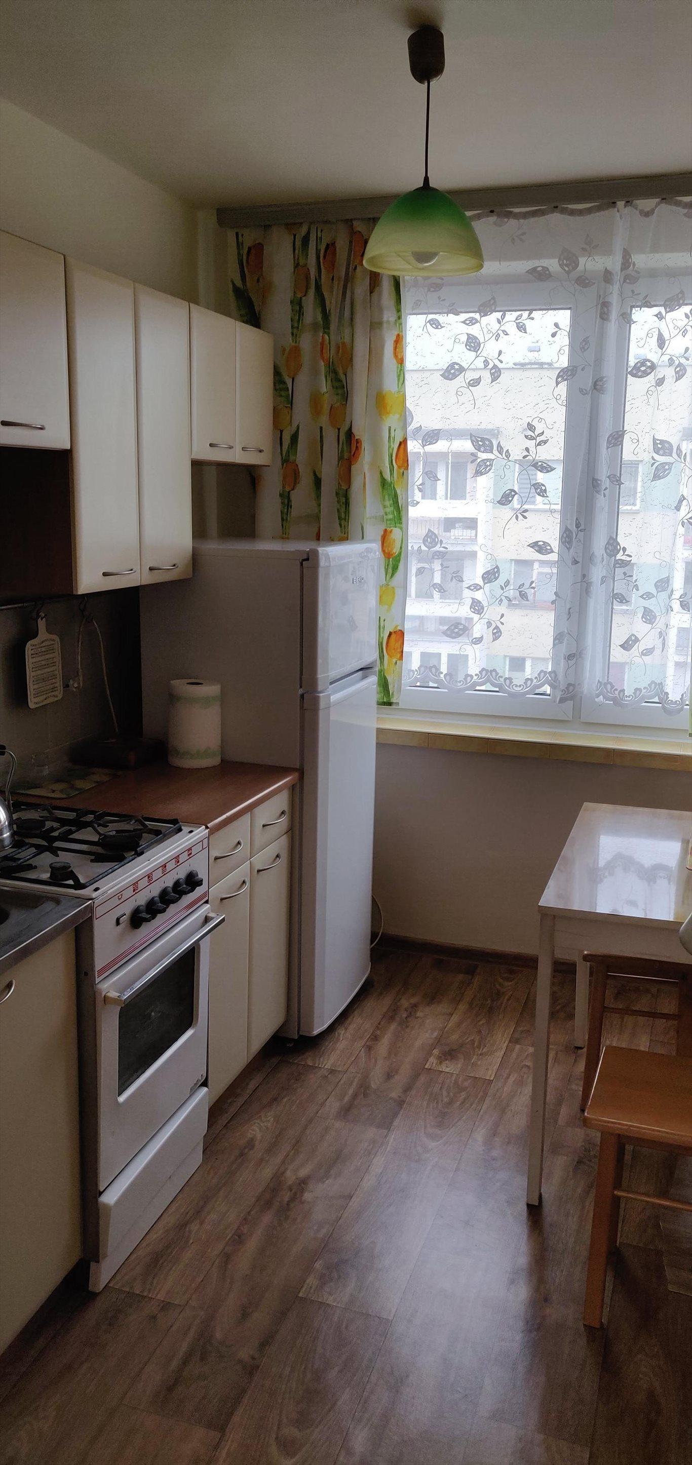 Mieszkanie trzypokojowe na wynajem Kraków, Nowa Huta, osiedle Albertyńskie  47m2 Foto 6