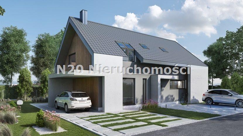 Dom na sprzedaż Wielka Wieś, Modlnica, Graniczna - okolice  163m2 Foto 1
