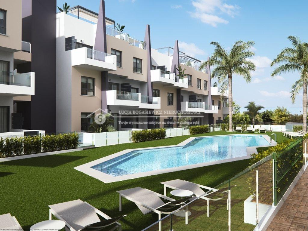 Mieszkanie dwupokojowe na sprzedaż Costa Blanca, Orihuela Costa  80m2 Foto 6