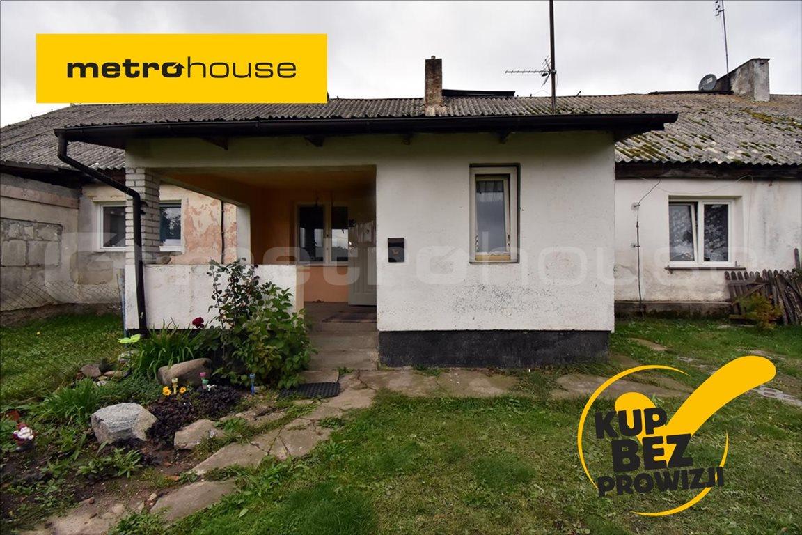 Mieszkanie dwupokojowe na sprzedaż Maruny, Barczewo, Maruny  54m2 Foto 1
