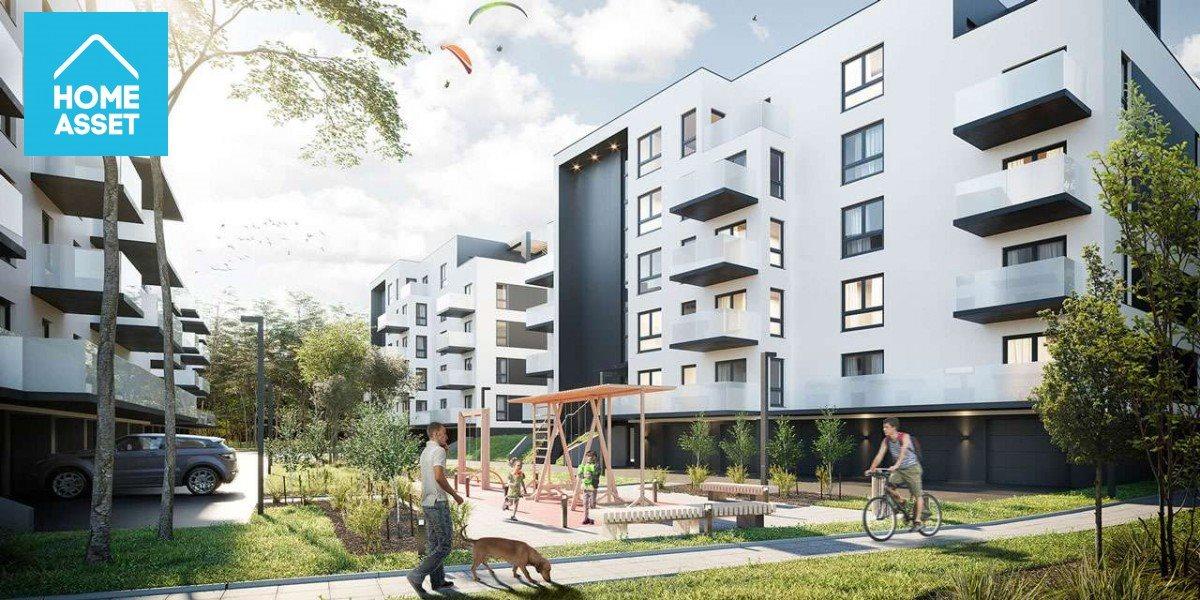Mieszkanie czteropokojowe  na sprzedaż Rumia, Apolinarego Formeli  75m2 Foto 1