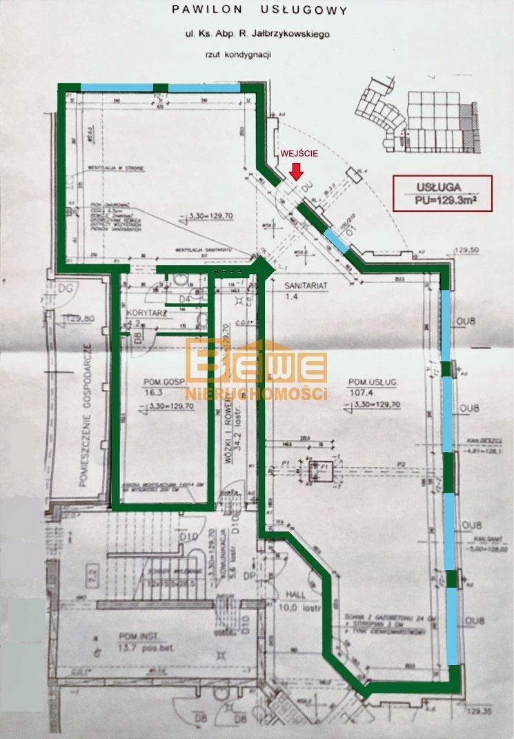 Lokal użytkowy na sprzedaż Białystok, Wysoki Stoczek, Jałbrzykowskiego  129m2 Foto 9