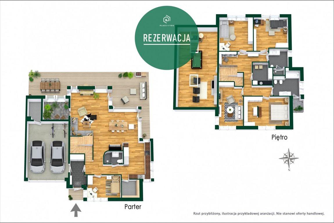 Dom na sprzedaż Warszawa, Ursynów Grabów, Kądziołeczki  290m2 Foto 8