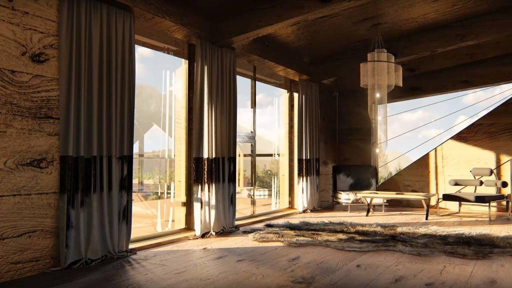 Mieszkanie dwupokojowe na sprzedaż Zakopane  45m2 Foto 9