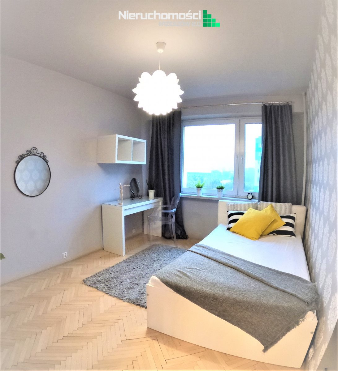 Mieszkanie trzypokojowe na sprzedaż Rzeszów  68m2 Foto 4
