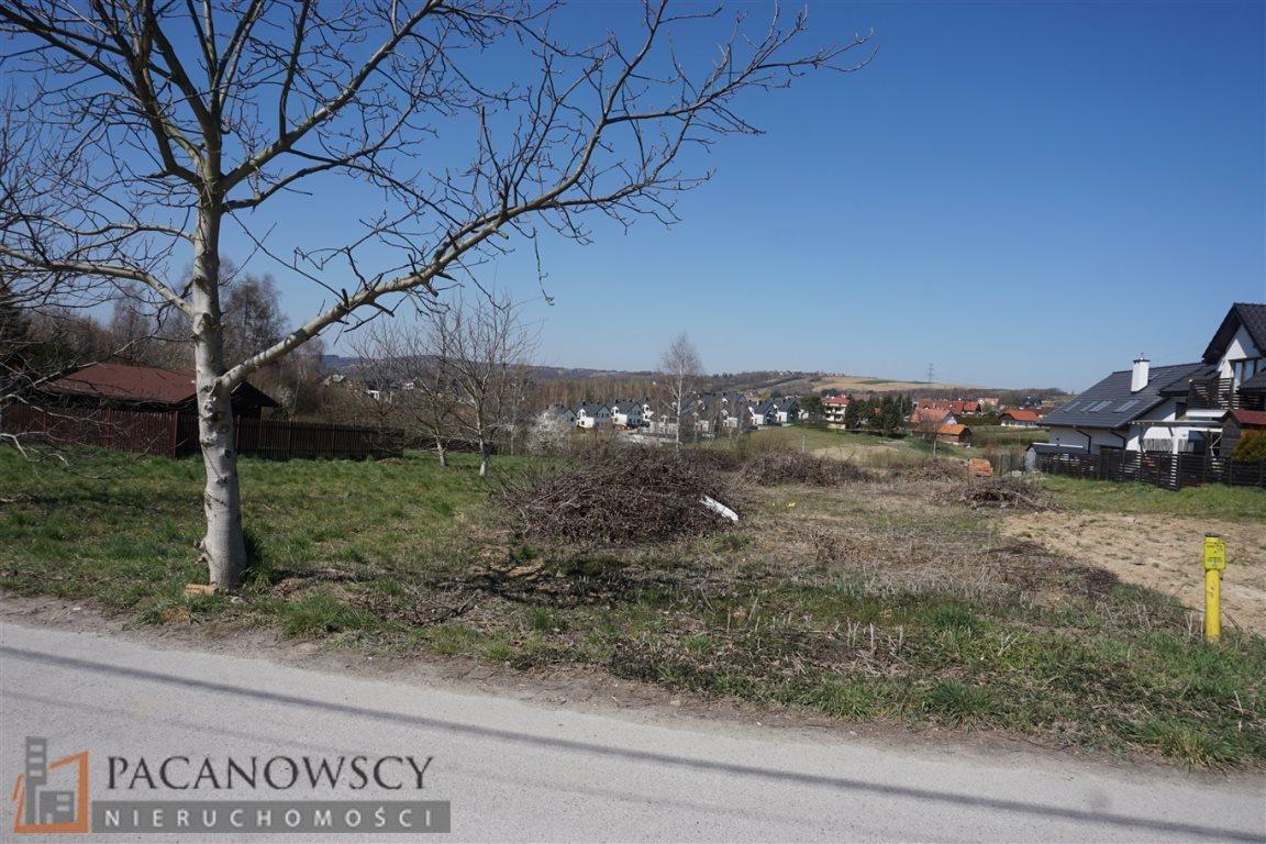 Działka inna na sprzedaż Tomaszowice  3800m2 Foto 2