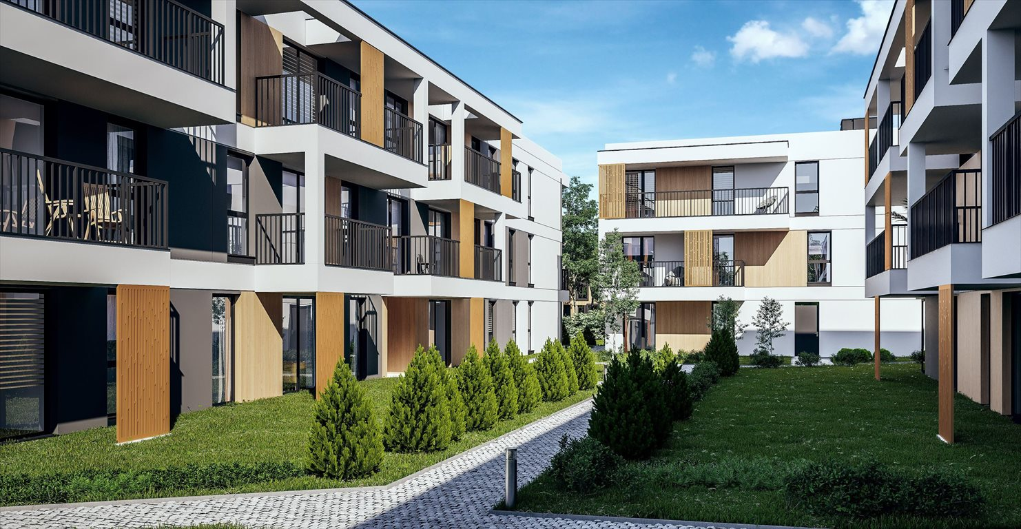 Mieszkanie trzypokojowe na sprzedaż Białystok, Zawady, ul. Lodowa  64m2 Foto 3
