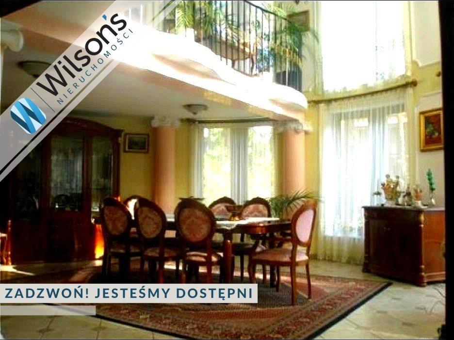 Dom na sprzedaż Magdalenka, Leśna  347m2 Foto 1
