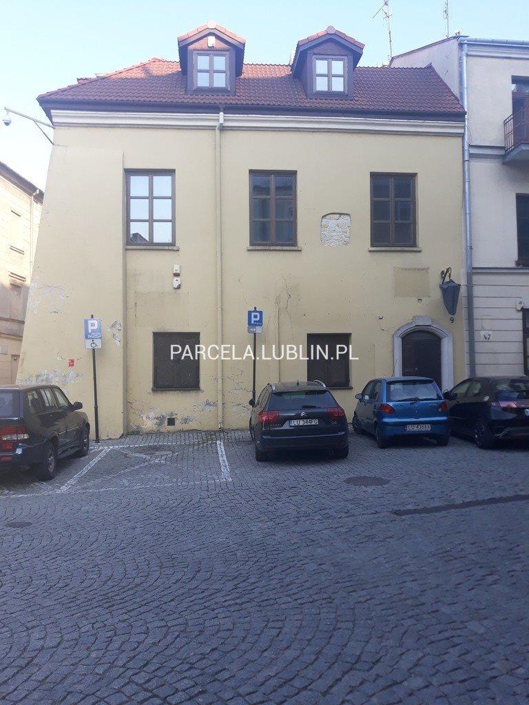 Dom na sprzedaż Lublin, Stare Miasto  504m2 Foto 1