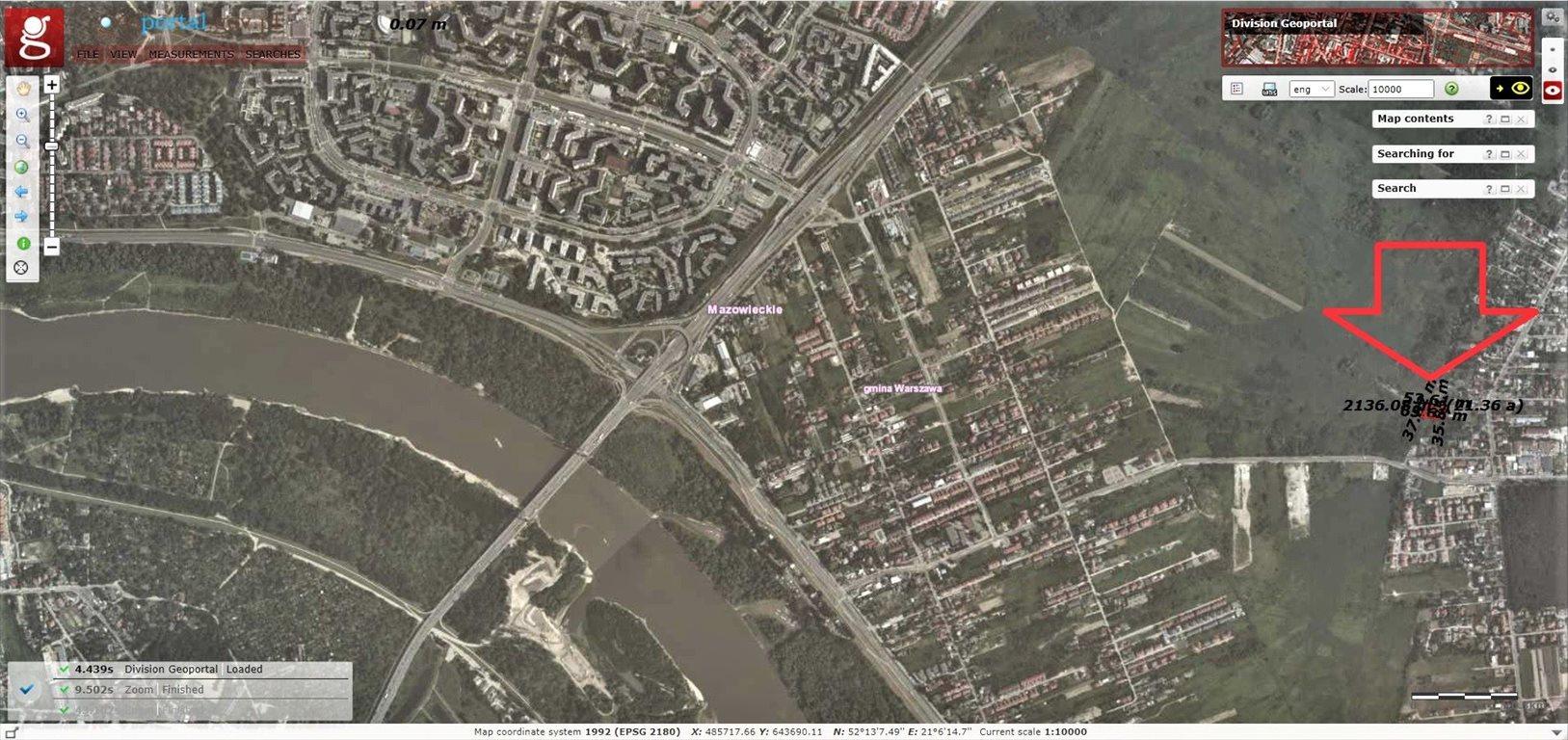 Działka budowlana na sprzedaż Warszawa, Wawer, Trakt Lubelski  2136m2 Foto 8