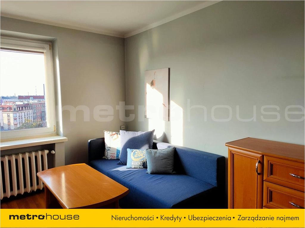 Mieszkanie dwupokojowe na sprzedaż Gliwice, Śródmieście, Jagiellońska  46m2 Foto 2