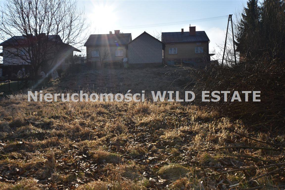 Działka rolna na sprzedaż Lesko  854m2 Foto 5