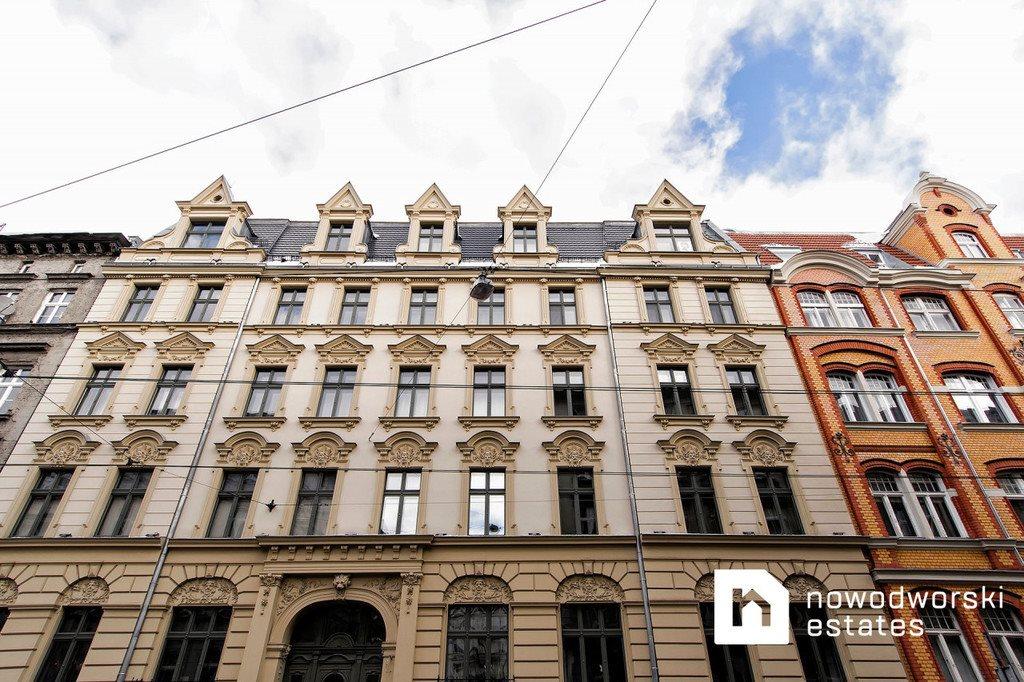 Mieszkanie dwupokojowe na wynajem Poznań, Stare Miasto, Strzelecka  35m2 Foto 13