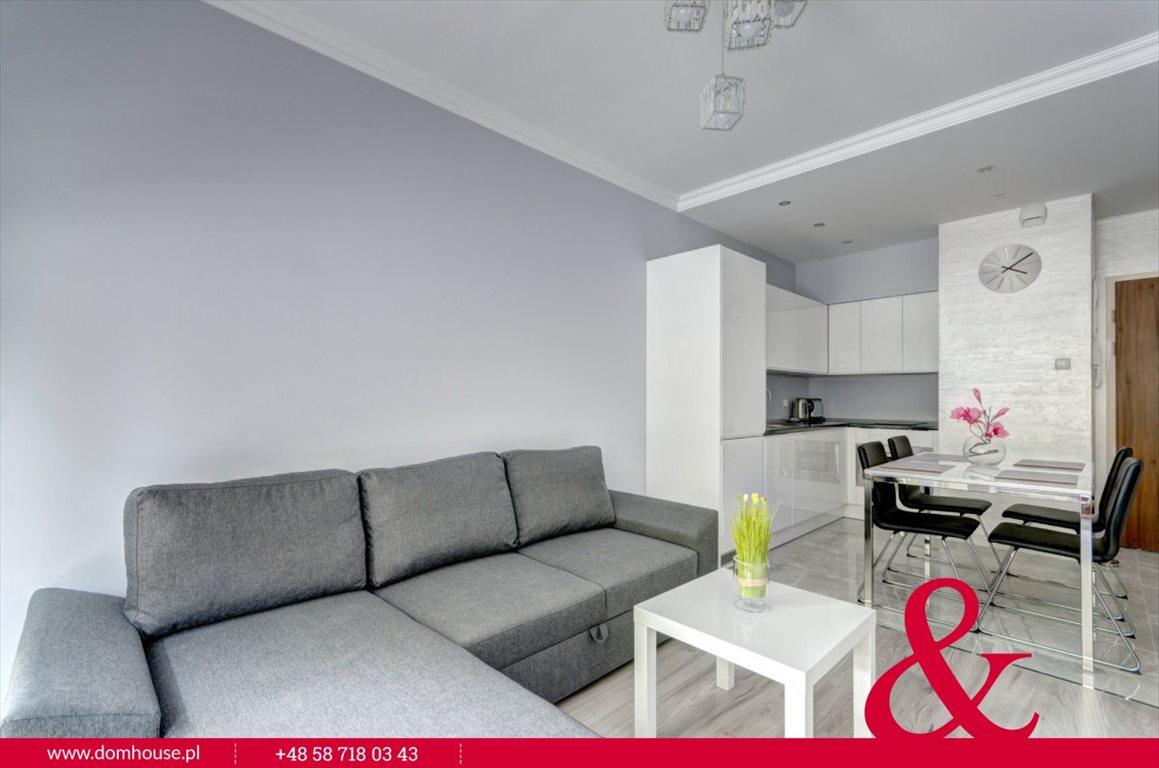 Mieszkanie dwupokojowe na wynajem Gdańsk, Śródmieście, Jaglana  35m2 Foto 3