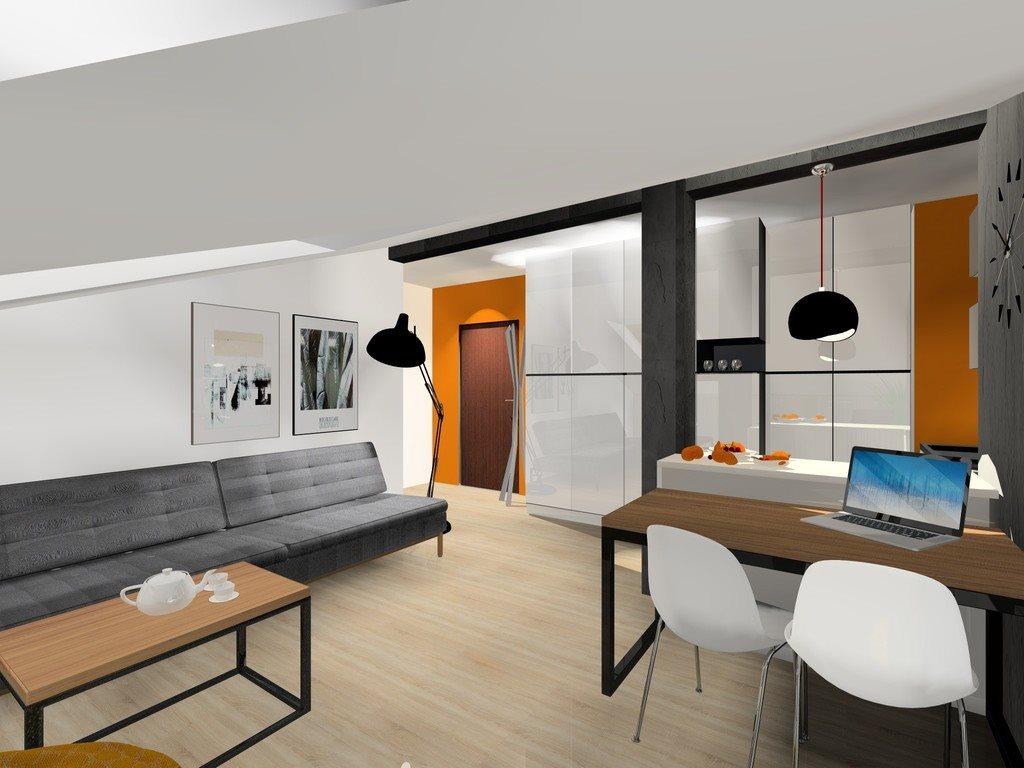 Mieszkanie czteropokojowe  na sprzedaż Kielce  80m2 Foto 1