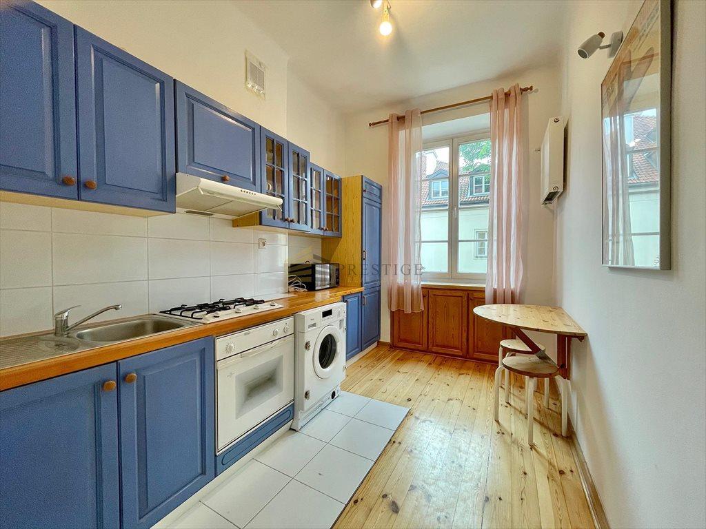 Mieszkanie dwupokojowe na sprzedaż Warszawa, Śródmieście, Stare Miasto, Miodowa  48m2 Foto 4