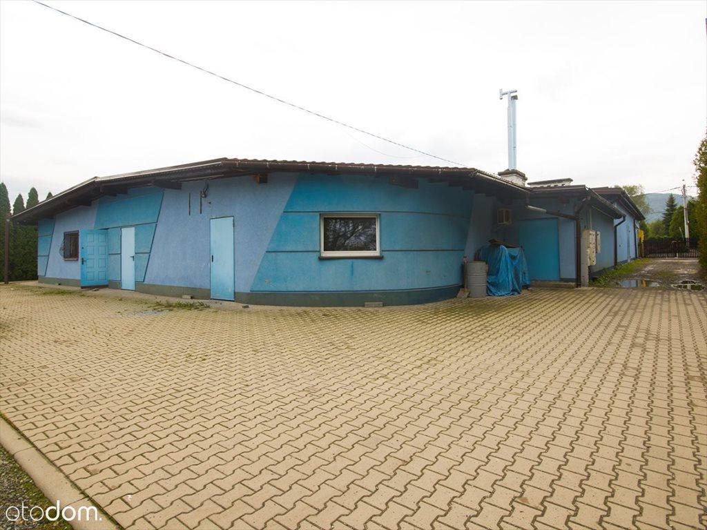 Lokal użytkowy na sprzedaż Bielsko-Biała, Rybarzowice  925m2 Foto 4