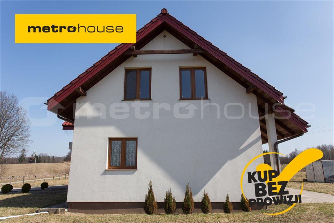 Dom na sprzedaż Wysoka Wieś, Ostróda  111m2 Foto 1