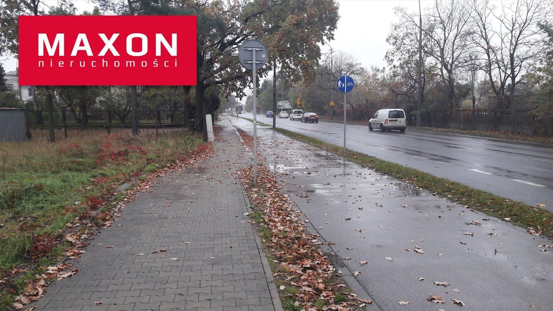 Działka inwestycyjna na sprzedaż Warszawa, Wawer  1740m2 Foto 1