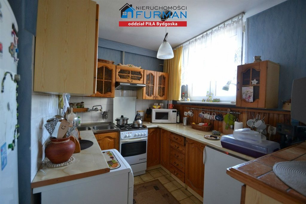 Mieszkanie dwupokojowe na sprzedaż PIŁA, Śródmieście  46m2 Foto 8