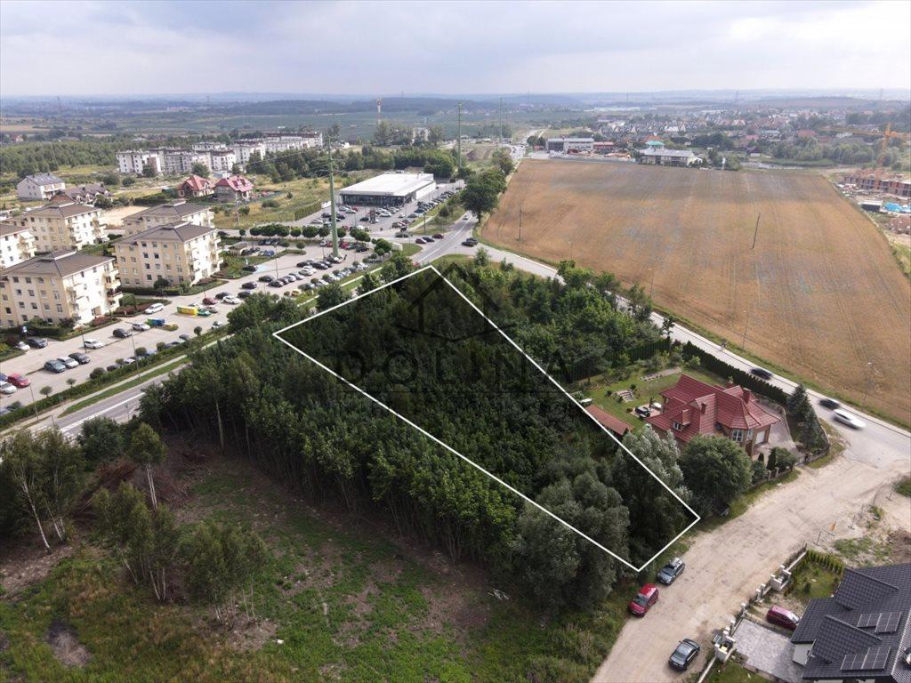 Działka budowlana na sprzedaż Gdańsk, Łostowice, Starogardzka  2551m2 Foto 2