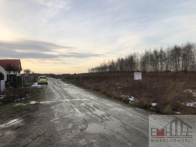 Działka budowlana na sprzedaż Mazurowice  1250m2 Foto 8
