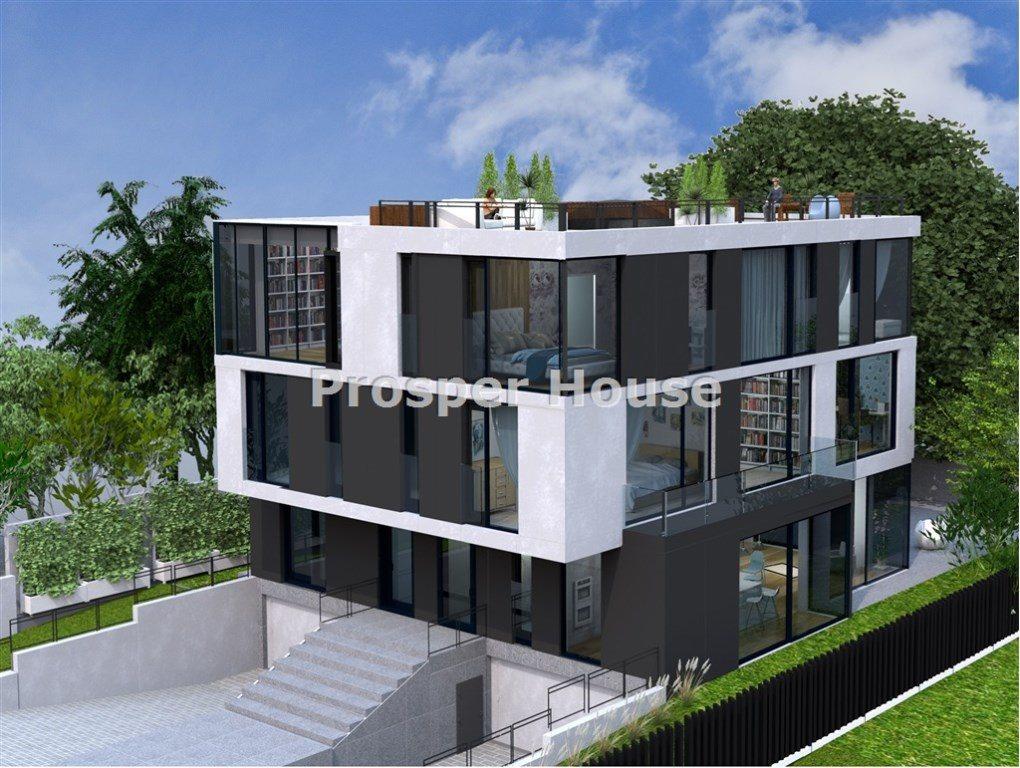 Dom na sprzedaż Warszawa, Bielany, Marymont  385m2 Foto 4