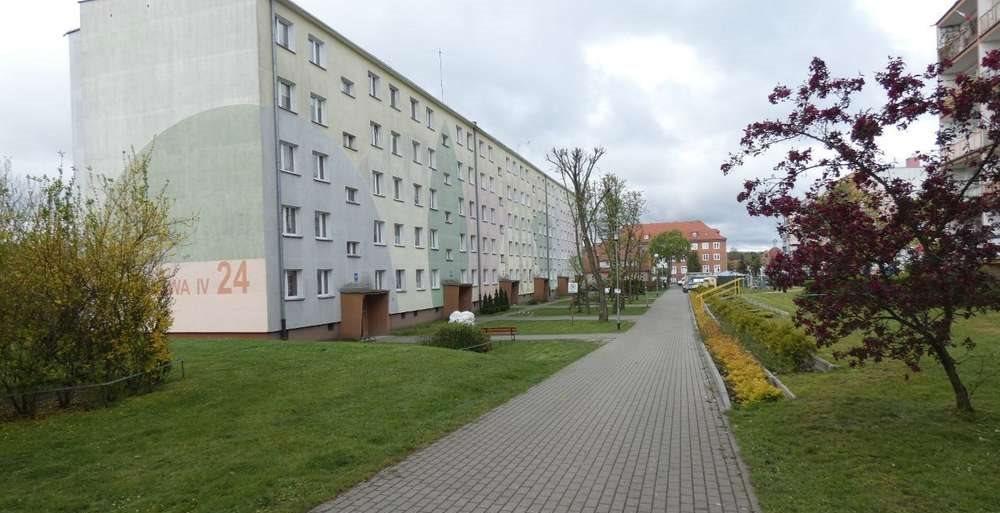 Mieszkanie czteropokojowe  na sprzedaż Szczecinek, warcisława IV  71m2 Foto 1