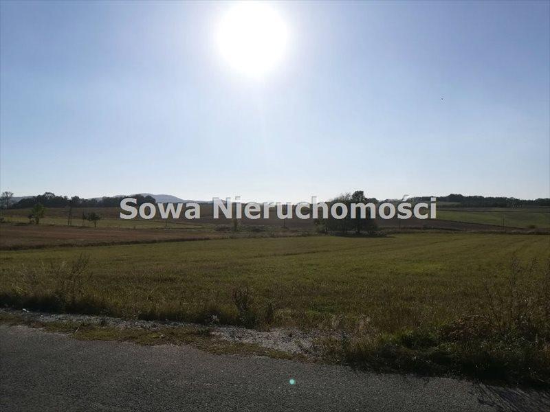 Działka budowlana na sprzedaż Świebodzice, ok. 5 km od Świebodzic  1132m2 Foto 4