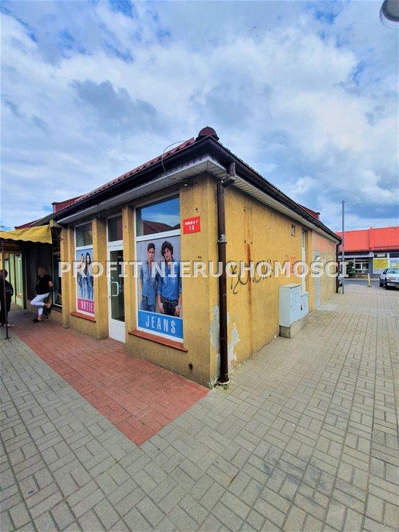 Lokal użytkowy na sprzedaż Lębork, Handlowa  28m2 Foto 1