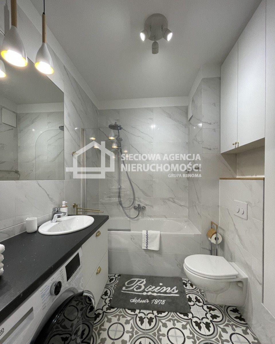 Mieszkanie dwupokojowe na wynajem Gdynia, Śródmieście, Węglowa  46m2 Foto 10