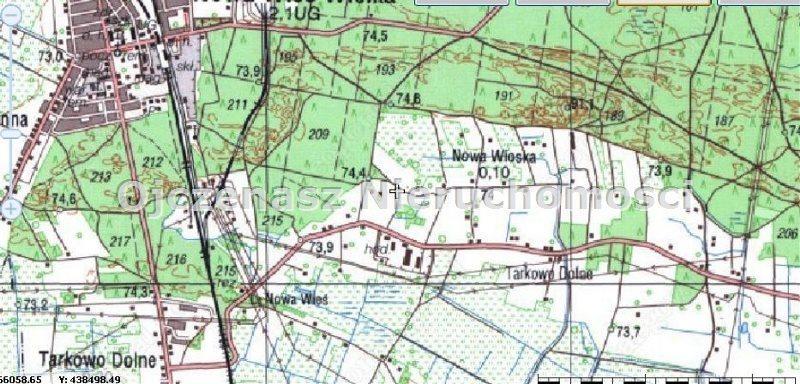 Działka siedliskowa na sprzedaż Nowa Wioska  3013m2 Foto 2