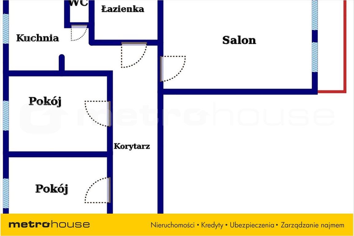 Mieszkanie trzypokojowe na sprzedaż Gliwice, Łabędy, Zygmuntowska  61m2 Foto 11