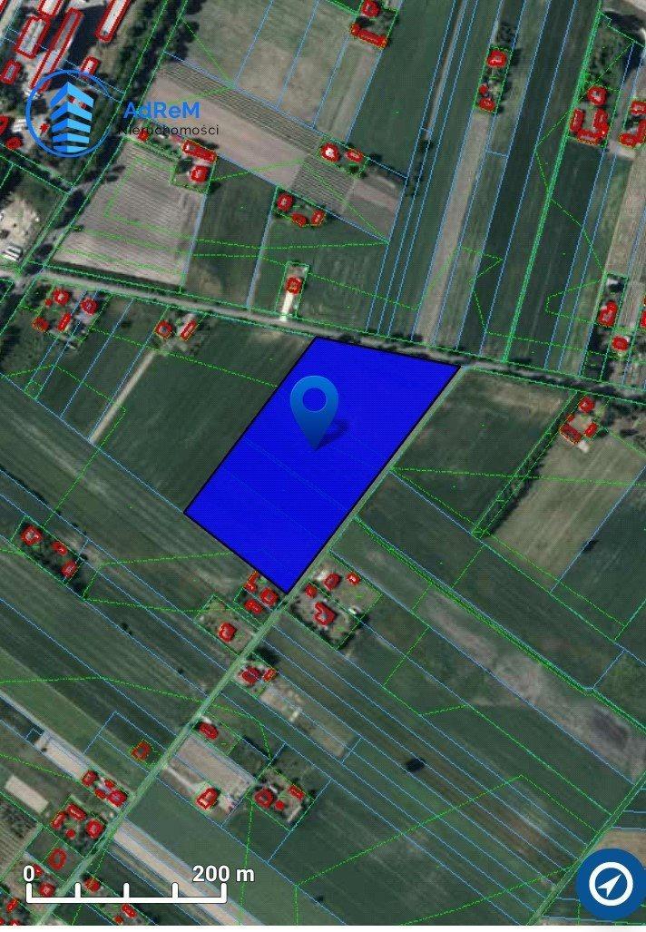 Działka rolna na sprzedaż Białka  35200m2 Foto 1