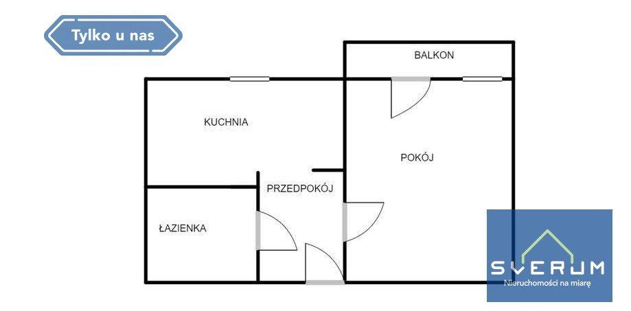 Kawalerka na wynajem Częstochowa, Północ  33m2 Foto 9