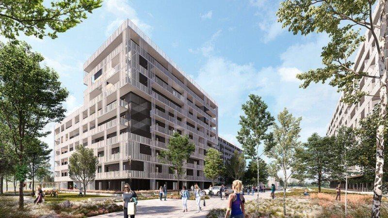 Mieszkanie trzypokojowe na sprzedaż Warszawa, Wola, J. Ordona  72m2 Foto 1