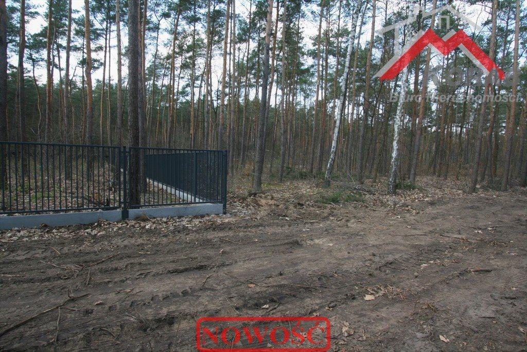 Działka budowlana na sprzedaż Łomianki, Dąbrowa Leśna, Dąbrowa Leśna  2500m2 Foto 6