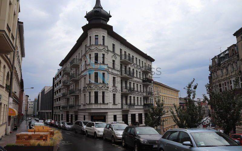 Kawalerka na wynajem Poznań, Stare Miasto, Stary Rynek  32m2 Foto 2