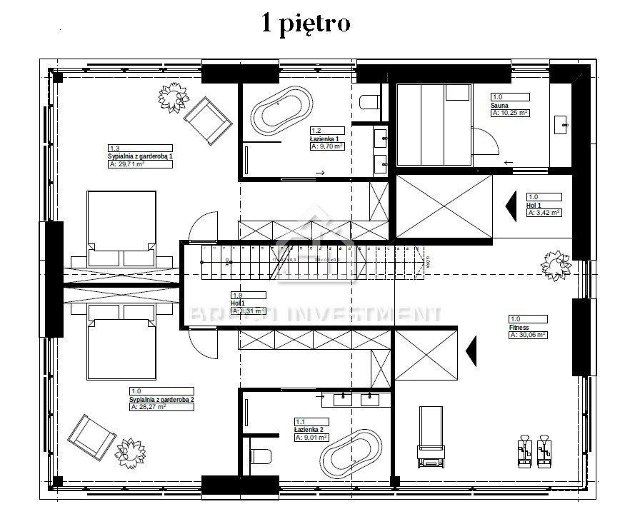 Dom na sprzedaż Kraków, Wola Justowska, Leśna  250m2 Foto 3