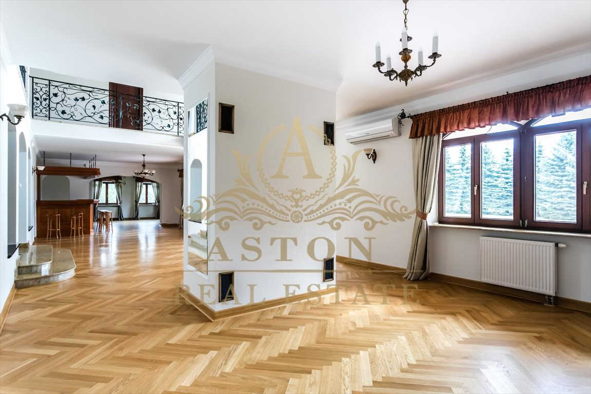 Dom na wynajem Warszawa, Wilanów, Kępa Zawadowska, Syta  1100m2 Foto 7