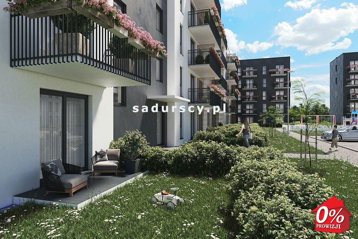 Mieszkanie dwupokojowe na sprzedaż Kraków, Bieżanów-Prokocim, Osiedle Złocień, Osiedle Złocień  40m2 Foto 4