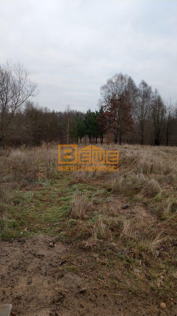 Działka budowlana na sprzedaż Skrybicze  1362m2 Foto 4