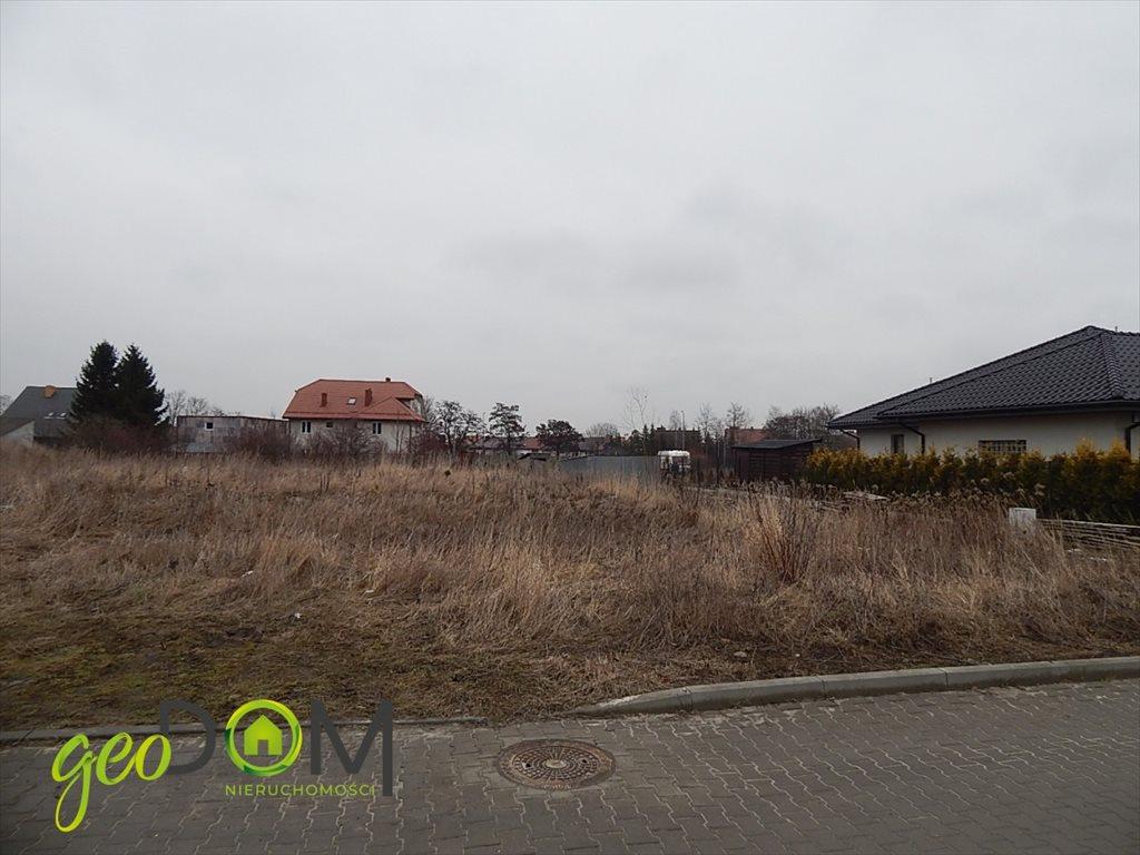 Działka budowlana na sprzedaż Chełm, Krańcowa  1000m2 Foto 7