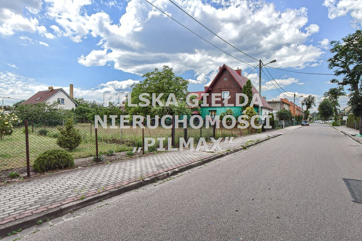 Działka budowlana na sprzedaż Piła, Zamość  575m2 Foto 3