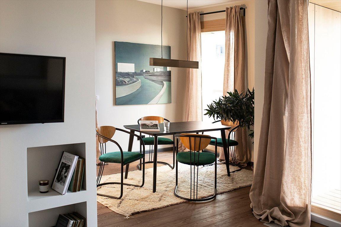 Mieszkanie dwupokojowe na wynajem Warszawa, Wola, Kolejowa  54m2 Foto 1